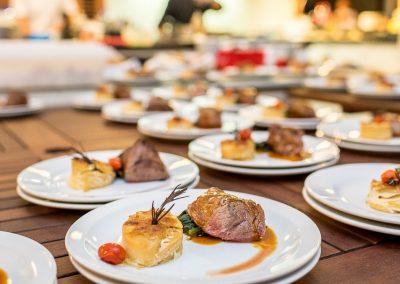 Gourmet Menu by MI CORAZON