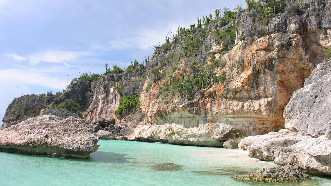 Bahía de las Águilas, unberührter Strand in der Dominikanischen Republik