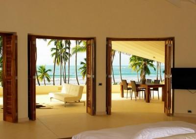 Room in the Villa del Mar in Las Terrenas