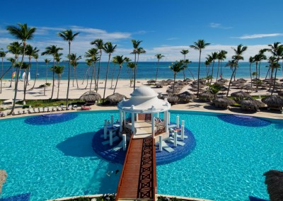 The All Inclusive Resort Paradisus Palma Real in Punta Cana