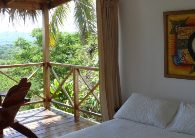 Samaná Ocean View Eco Lodge Bedroom