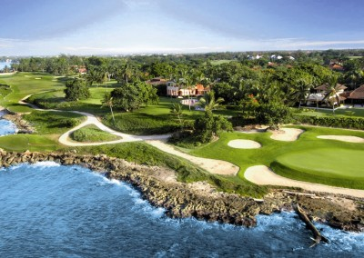 Golf Course Teeth of the Dog, Casa de Campo (Dominican Republic)