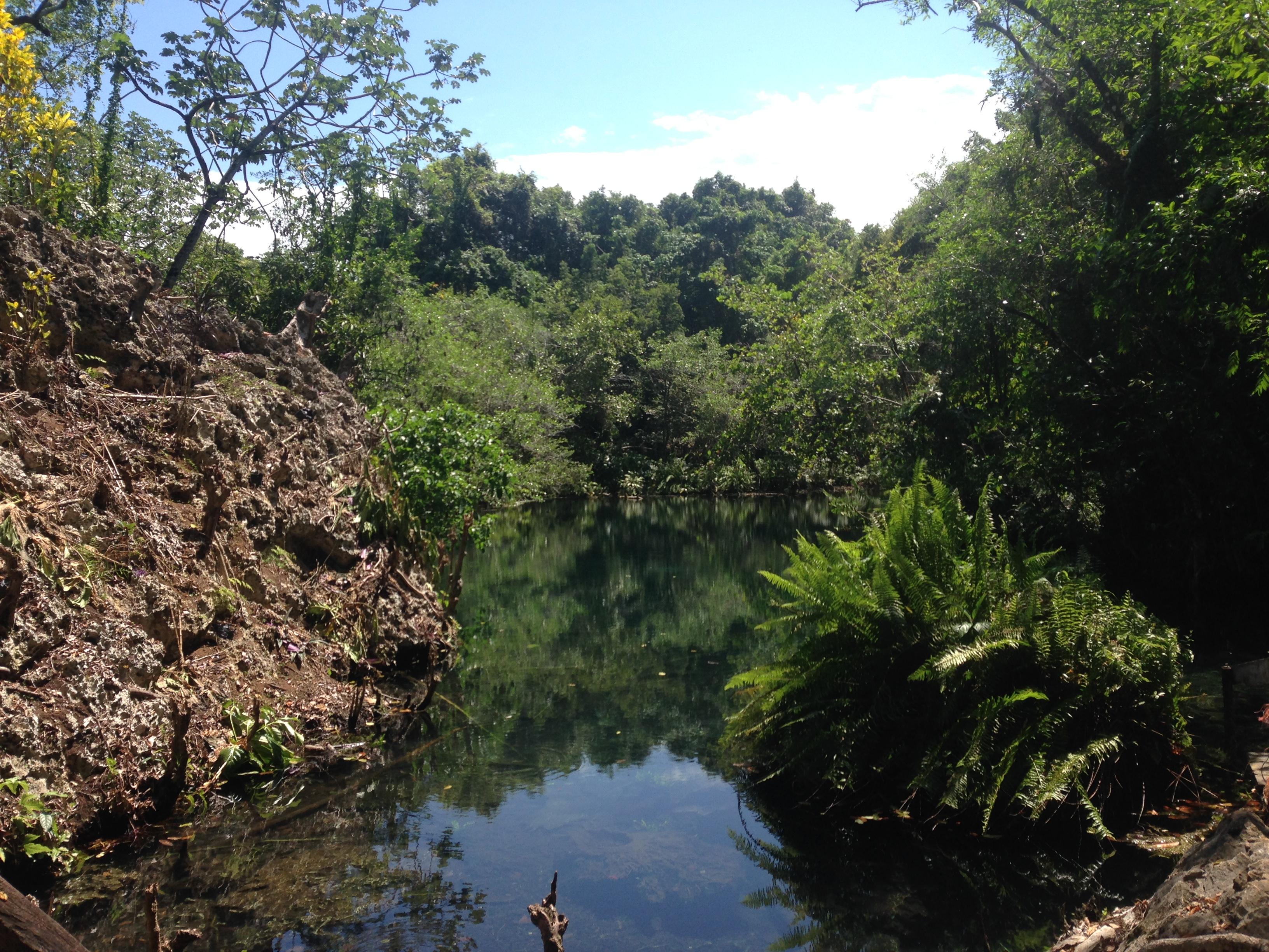 Laguna Dudu, Cabrera