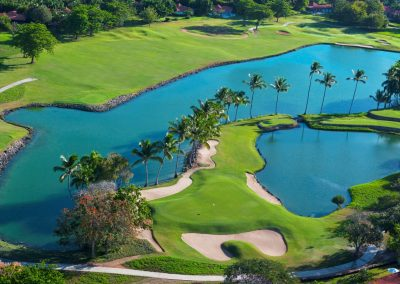 The Links golf course at Casa de Campo