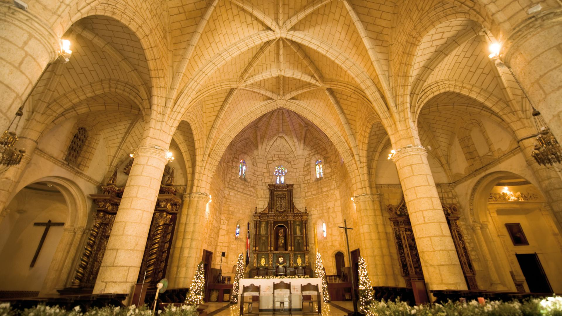 Cathedral in Santo Domingo