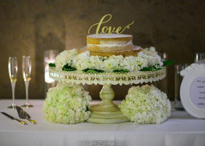 Wedding Cake Destination Wedding