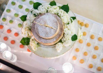 Dessert Table Destination Wedding