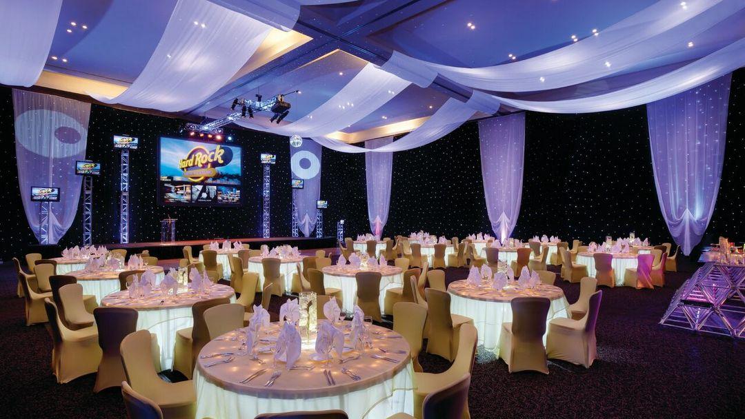 Event Room, Hard Rock Hotel & Casino Punta Cana