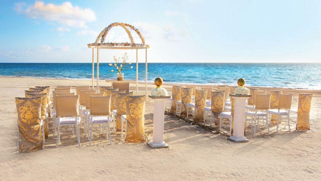 Beach Ceremony, Hard Rock Hotel & Casino Punta Cana