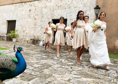Destination Wedding in the Zona Colonial