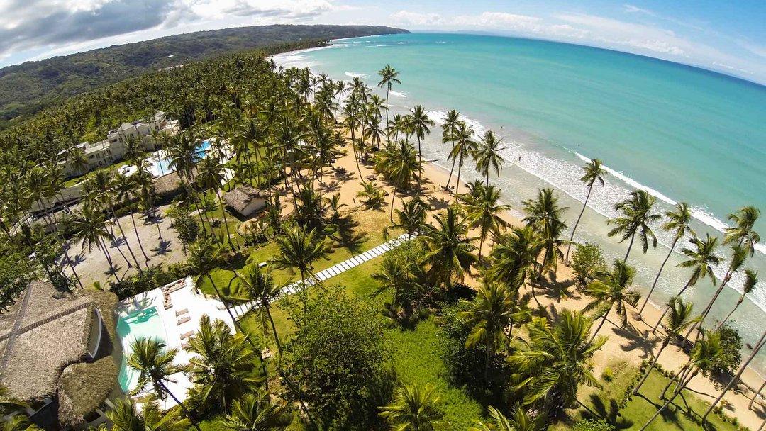 A Caribbean luxury villa in the Dominican Republic