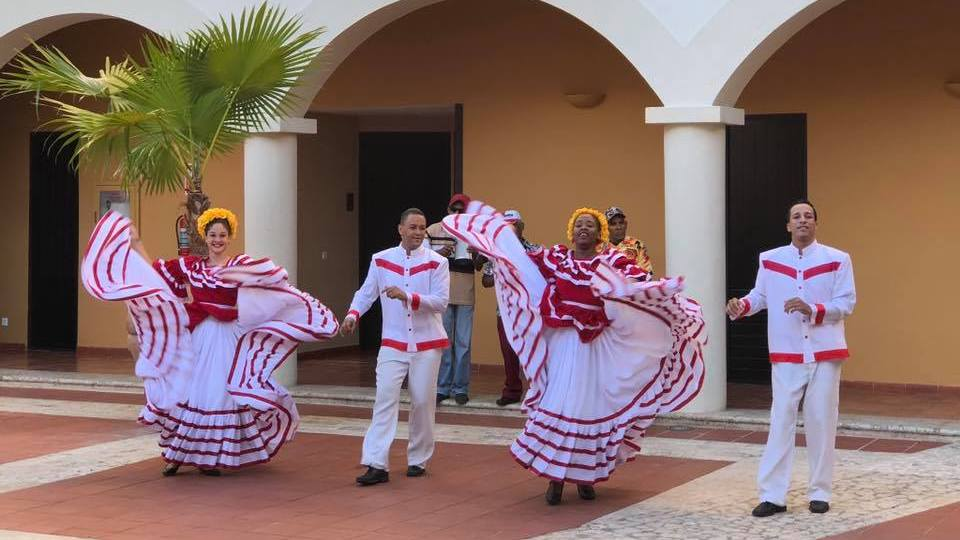Dominican Dancers - Incentive Travel in Santo Domingo, Dominican Republic