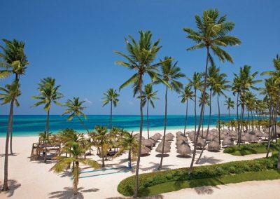 Strand im Secrets Royal Beach, Domnikanische Republik