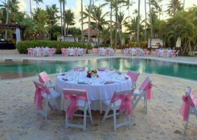 Hochzeitslocation im Secrets Royal Beach in Punta Cana