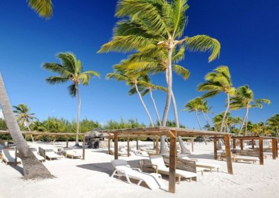 Beach Club in Punta Cana