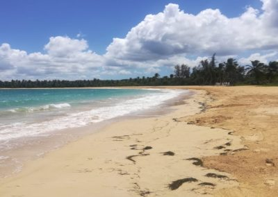 Strand in Las Terrenas