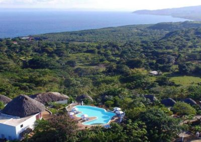 Eco Lodge in Las Galeras