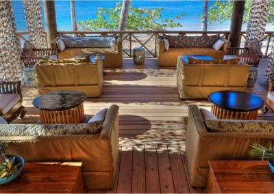 Strandrestaurant in Las Terrenas