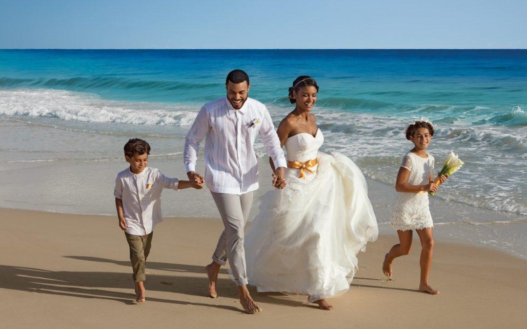 5 Familienfreundliche All-Inclusive Hotels für Ihre Karibische Traumhochzeit in Punta Cana