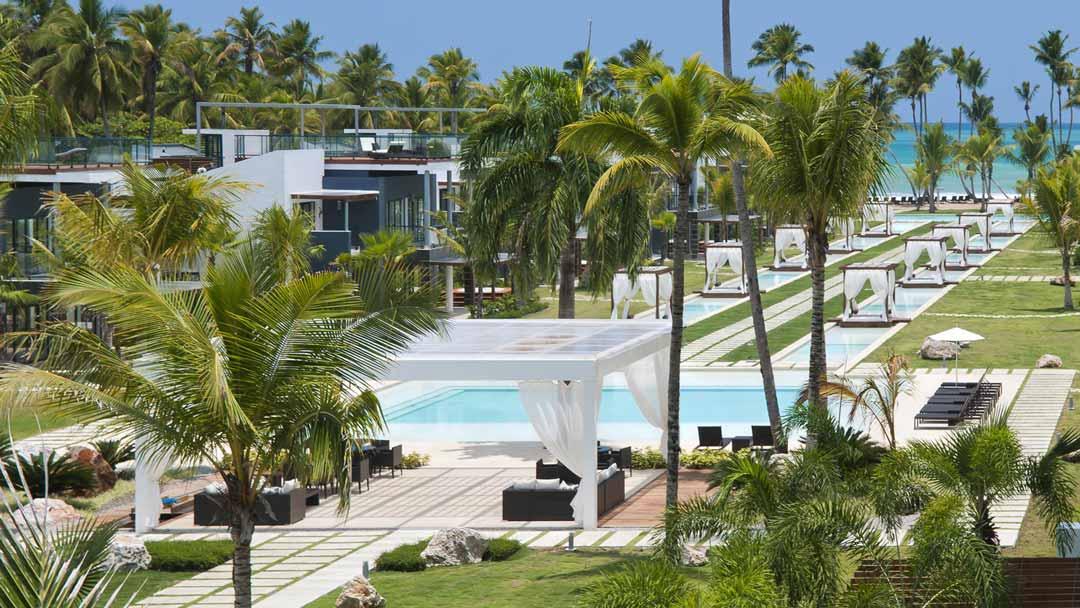 Luxury Hotel Sublime Samaná in Las Terrenas