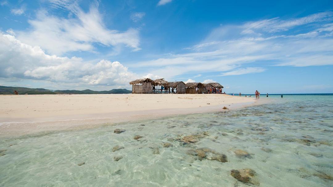 Cayo Arena: die schönste Sandbank der Dominikanischen Republik