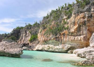 Bahía de las Águilas in the Southwest of the Dominican Republic