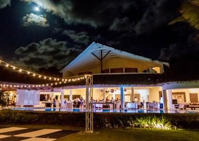 Event in the Villa del Mar