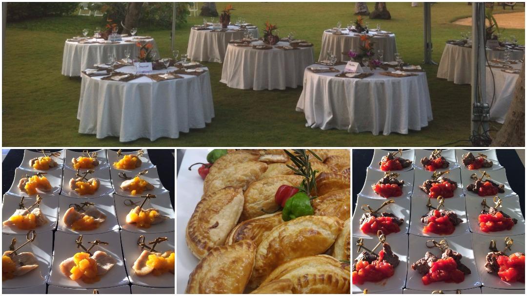 Destination Wedding - Reception at Villa del Mar