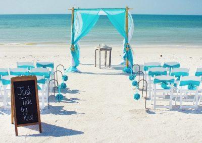 Sea Breezes Wedding Ceremony