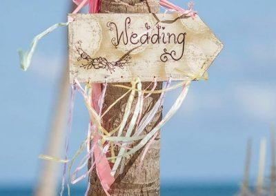Destination Wedding Decoration Details